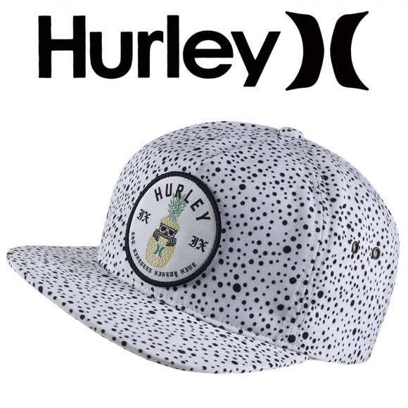 sports shoes 7ddb0 108fa Hurley Other - Hurley SnapBack 💀🍍